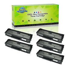 5PK MLT-D101S Toner Cartridge For Samsung ML-2165W SCX-3400FW 3405FW 3406HW 3401