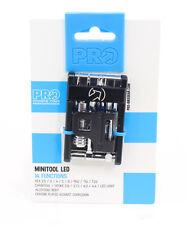 Shimano PRO Minitool LED Bicycle Mini Multi Tool 14 Functions
