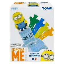 Despicable Me - Pop-Up Minions  Toys 4Y+  TOMY