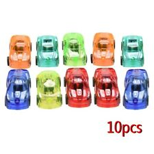10pcs/set Pull Back Cute Car Plastic Toy Cars for Child Kids Educational Gift