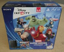 RARE NEW SEALED Sony PlayStation 3 Disney Infinity Marvel PS3 Super Slim Console
