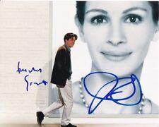 HUGH GRANT & JULIA ROBERTS signed autographed NOTTING HILL photo