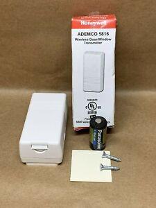 Honeywell Ademco 5816  Wireless Door/Window Transmitter  New Open Box