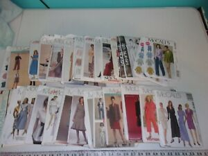McCalls Sewing Patterns Adult Outfits Assorted Sizes