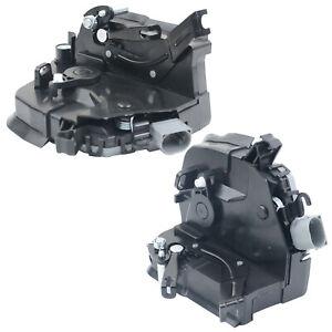 Pair Door Lock Actuator Front Right+Left For BMW 325Ci 330Ci M3 51217011250
