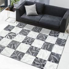 Tappeti grigio acrilico per la casa