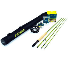 Sage Pulse 486-4 Fly Rod Outfit : 4wt 8'6""