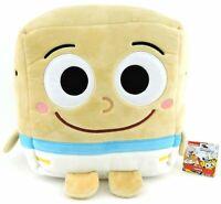"Kawaii Cubez Cuddlerz Tommy Rugrats series 1 2017 Nickelodeon 10"" pillow plush"