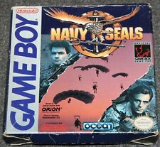 Navy Seals - Nintendo Gameboy - Sleeve Only