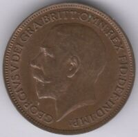 1922 George V Farthing | British Coins | Pennies2Pounds