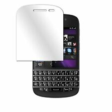 10x TOP QUALITY MIRROR LCD SCREEN PROTECTOR FOR BLACKBERRY Q10 FILM COVER SAVER