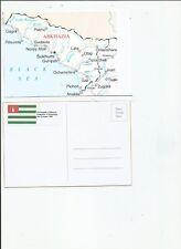 Abkhazia   postcard