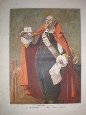 Un règlement immédiat va obliger de J W NICOL, 1880 photographie couleur