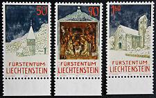 LIECHTENSTEIN - timbre/stamp Yvert et Tellier n°991 à 993 n** (cyn5)