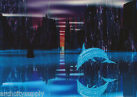 POSTER : FANTASY : VIRTUAL VOYAGE -    FREE SHIPPING !  #VR0013 LW2 F