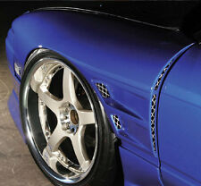 Nissan Silvia 180sx D-Max Style 40mm Wide Front Fenders