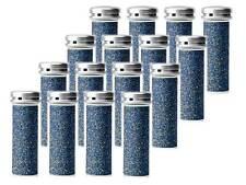 16 Super Coarse Pedicure Refill Rollers Comp/w Emjoi Micro-Pedi Callus Remover