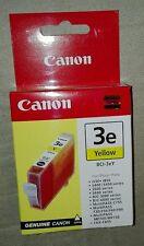 Cartouche d'encre Canon BCI-3eY Jaune