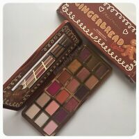 Too Faced GINGERBREAD SPICE Eyeshadow Palette - AUTHENTIC! NIB!