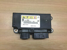 VAUXHALL ASTRA SRS CONTROL UNIT 13574896