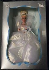 MATTEL BARBIE WALT DISNEY WEDDING CINDERELLA DOLL MIB 1995 VINTAGE