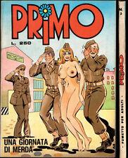PRIMO FIORE N.3-109-110 PUBLISTRIP 1975/1980 LOTTO