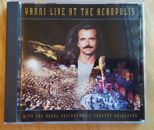 Yanni Live at the Acropolis (CD, 1994, Private)
