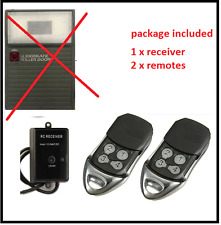 Gliderol Compatible Garage Door Remote Upgrade Kit For Glidermatic Deluxe Motors