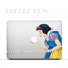 "Macbook pegatinas color sticker skin decal macbook pro 13"" air 13"" Snow White c09"