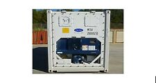 20-ft REFRIGERATED CONTAINER SEA BOX COLD STORAGE