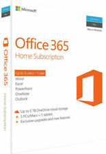Microsoft Office 365 Home/Family Premium 1 Year