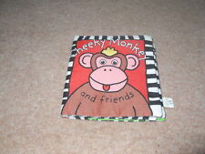 Cheeky Money and Friends Soft Book from Marks and Spencer