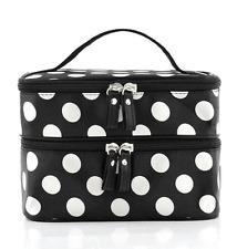 Makeup Cosmetic Bag Travel Case Toiletry Beauty Organizer Zipper Holder Handbag
