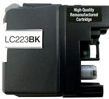 1x Druckerpatrone für Brother LC223 black für MFC-J4620DW  MFC-J4625DW Refill