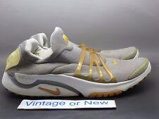 VTG OG Nike Air Presto Escape Cage Grey Gold White 2001 sz 12