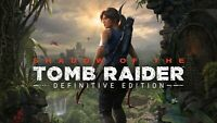 Shadow of the Tomb Raider : Definitive Edition + DLC STEAM - PC LIFETIME ACCESS