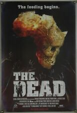 THE DEAD DS ROLLED ORIG 1SH MOVIE POSTER FORD BROTHERS ZOMBIE GORE HORROR (2011)