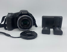 Sony Cyber-shot DSC-HX100V 16.2MP Digital Camera 30x Zoom Full HD Movie Tested