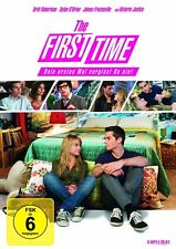 THE FIRST TIME (2012 Dylan O'Brien)  -  DVD - PAL Region 2 - New
