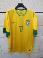 Maillot BRESIL Nike shirt BRASIL BRAZIL NEYMAR n°11 camiseta jersey 2013 XL