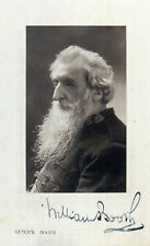 WILLIAM BOOTH Signed Photograph Salvation Army Minister Social Reformer preprint