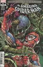 AMAZING SPIDER-MAN #52 LAST VF/NM 2020 MARVEL COMICS HOHC