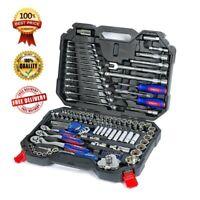 Professional Mechanic Tool Set Hand Tools For Car Repair Spanner Socket Set