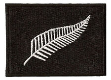 Patche écusson New Zealand All Blacks thermocollant iron-on patch brodé