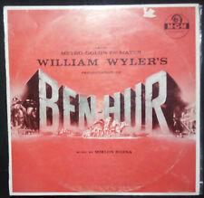 ORIGINAL SOUNDTRACK BEN HUR VINYL LP AUSTRALIA