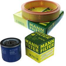 MANN-FILTER PAKET Luft Öl Fiat Seicento 187 1.1 Van 9309094