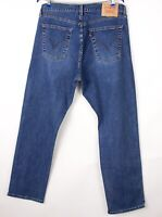 Levi's Strauss & Co Hommes 521 08 Jeans Jambe Droite Taille W38 L32 BCZ998