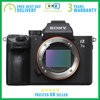 New Sony Alpha a7 III Mirrorless Digital Camera A7III ILCE7M3 - 3 Year Warranty