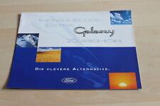 120451) Ford Galaxy - Zubehör - Prospekt 199?