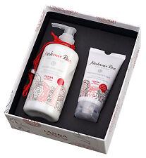 Set regalo Kashmir Rosa - Crema Corpo & Crema Per Le Mani da Lanna Oriental Spa